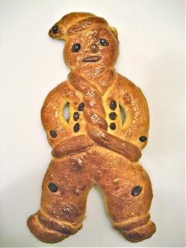 Grittibänz – Bake A Swiss St. Nicholas Day Treat
