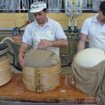 The Making of Parmigiano-Reggiano D.O.C.